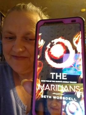 Joyce Sparks Earth's Angels Trilogy fan