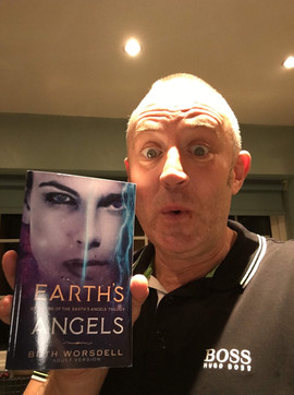 Earth Angel Tony Newby