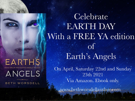 Celebrate Earth Day & World book day with a FREE EBOOK.