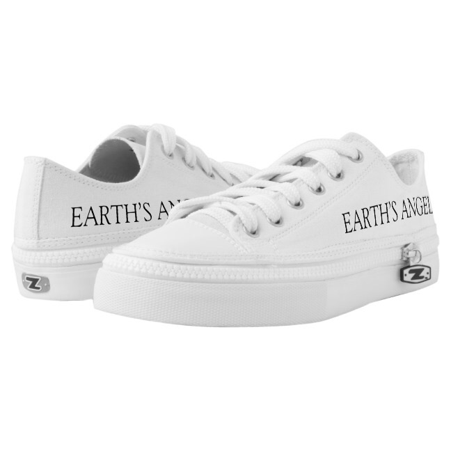 Earth's Angels official Lace up pump