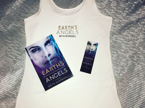 A huge Congratulations to Joyce Sparks for winning the Earth's Angels top!!