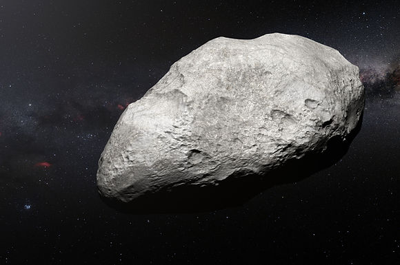 Asteroid '2011 ES4' To Zoom Past Earth Today