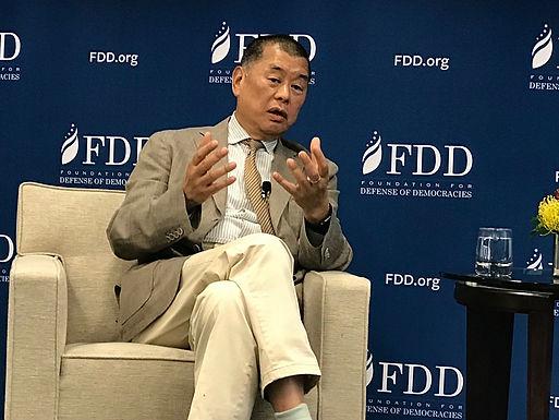 Jimmy Lai's Arrest Backfires