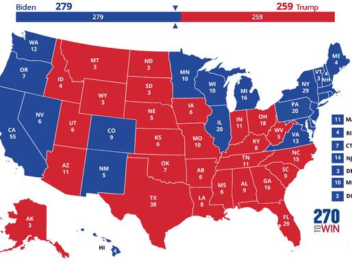 Joe Biden Favored To Win
