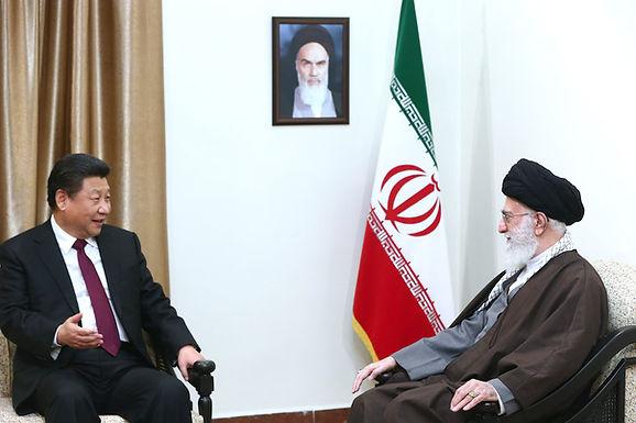 The Iran-China Comprehensive Agreement