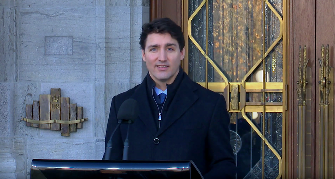 Free Speech Has Limits: Canadian PM