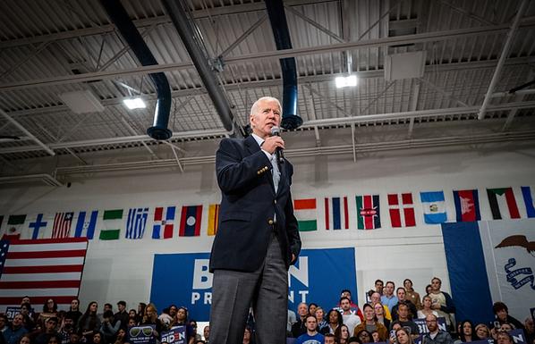Joe Biden Wins!