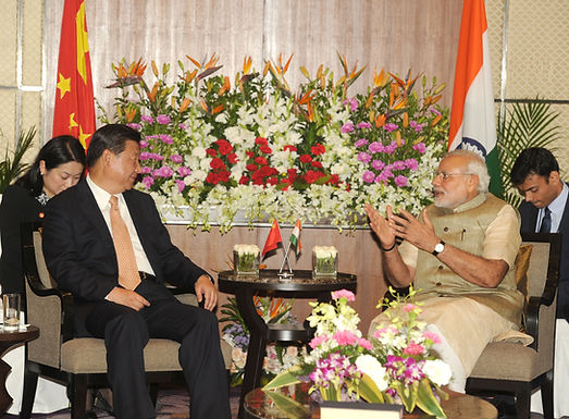 Beijing Reminds New Delhi Of 'One China Principle'