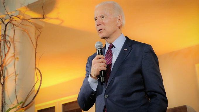 Biden Leads in Wisconsin