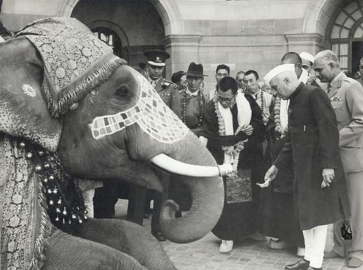 Nehru's India Helped China Conquer Tibet