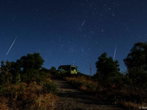 ALERT: Don't Miss Geminids Meteor Shower