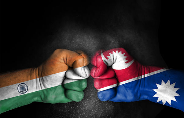 The Dispute Between India And Nepal Explained