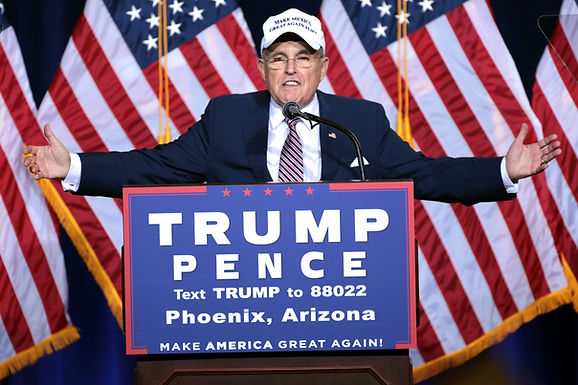 Trump Lawyer Rudy Giuliani Tests Positive For COVID-19