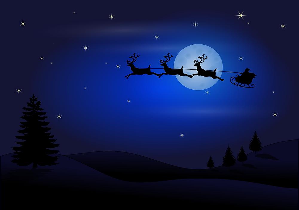 Santa's sleight