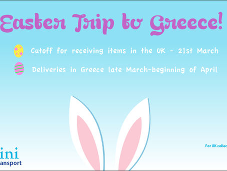 Easter is on its way!