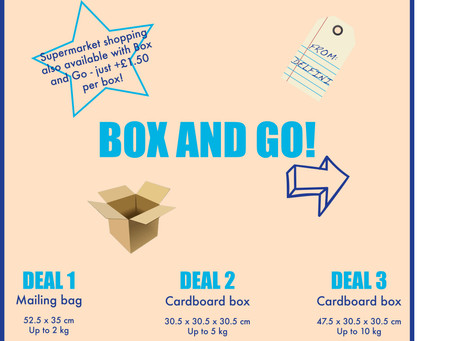 Introducing Box and Go!