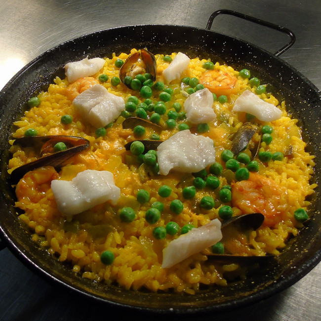 Madrid Paella