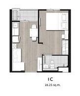 Plan 1 Bed 26.25 sq.m. (1C).jpg