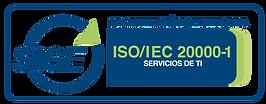 Certificación ISO 20000 NORDSTERN TECHNOLOGIES-20