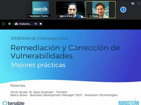 [Video] Webinar Remediación y Corrección de vulnerabilidades. Mejores prácticas.