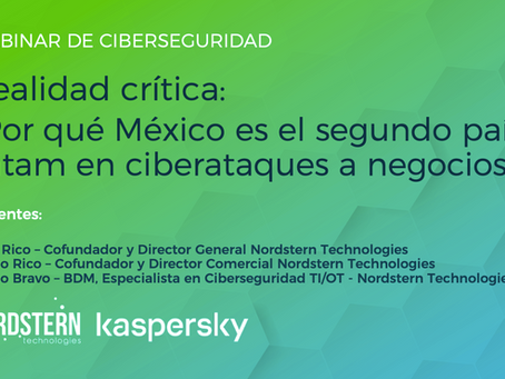[Video] Realidad crítica: ¿Por qué México es el segundo lugar (Latam) en ciberataques a negocio?