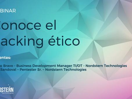 [Video] Webinar Conoce el hacking ético