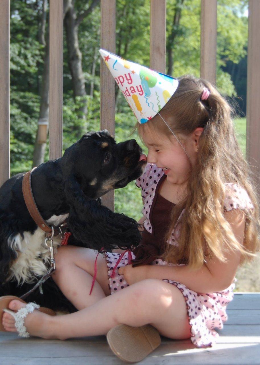 Birthday Kisses