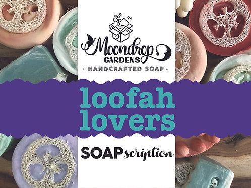 LOOFAH LOVERS SOAPscription