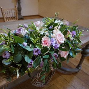 Ceremony or top table flowers