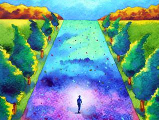 Take the Eternal Paths.