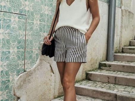 El short, prenda must-have del verano