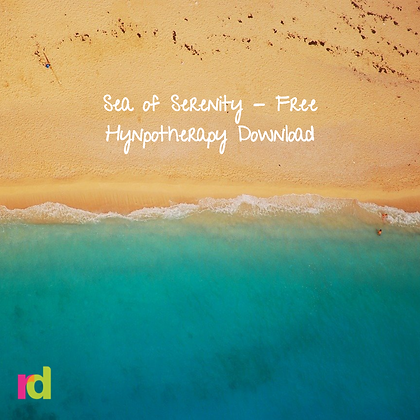 Sea of Serenity – a mindful relaxation audio available to download for free!