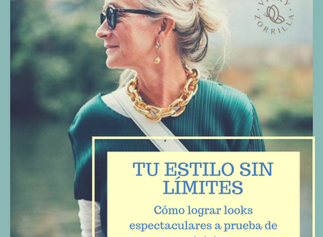 """""""Tu estilo sin límites"""" - ¡Últimos lugares!"""