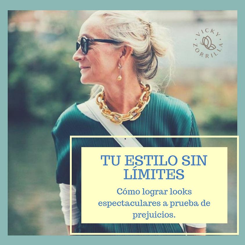 "Taller ""Tu estilo sin límites"" - SÁBADO 17/8"