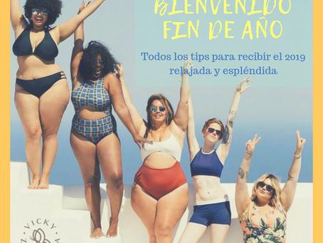 """Charla grupal """"Bienvenido Fin de Año"""" - Diciembre 2018"""
