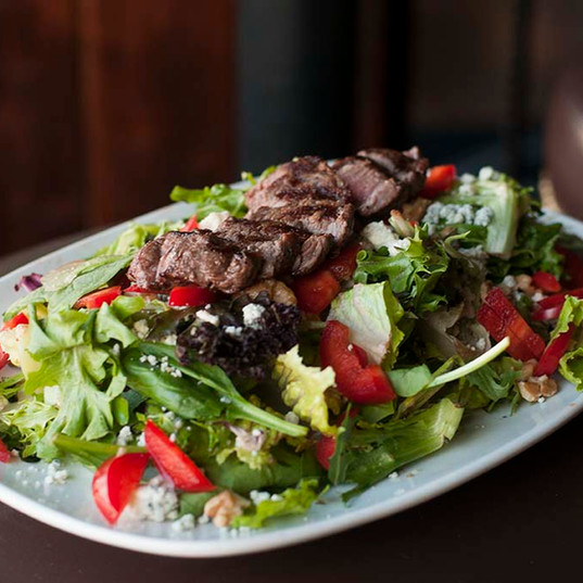 Shamrock Steak Salad