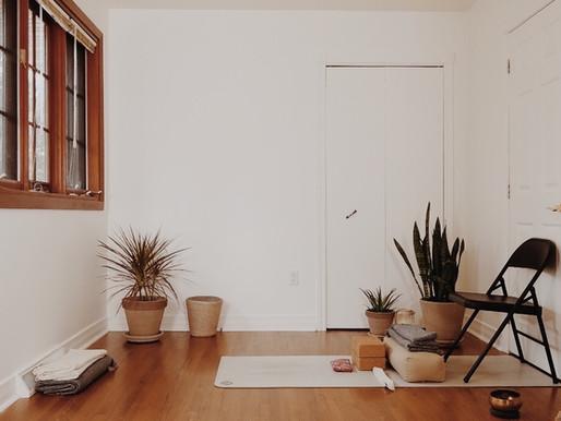 4 astuces pour aménager un coin yoga à la maison