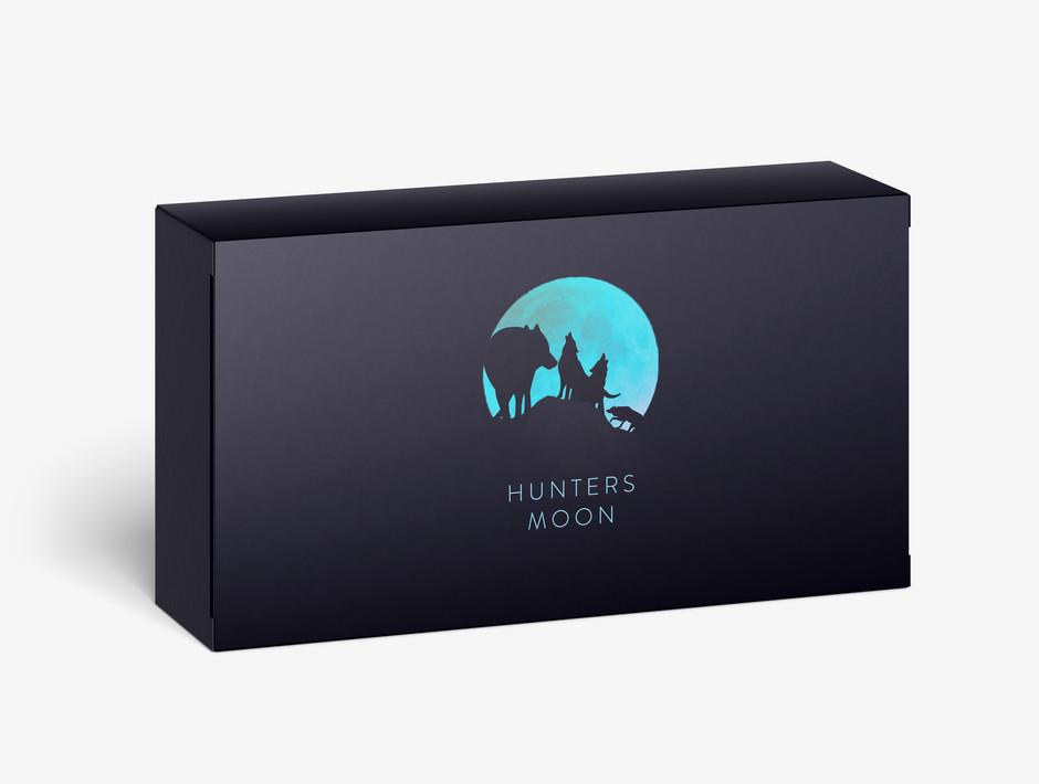 Hunters Moon diplay box