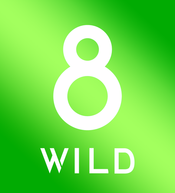 Wild 8 ident