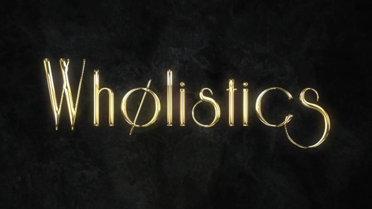 Wholistics logo sting