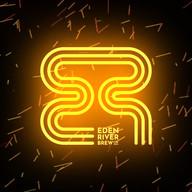Eden river brew co logo