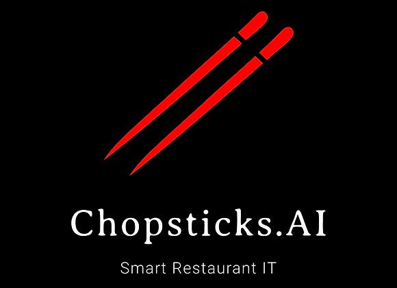 最简约餐饮管理IT组合