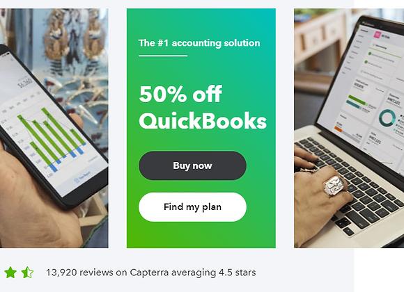 QUICKBOOKS ONLINE(财务软件)