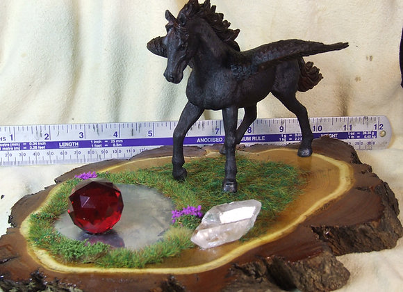 Twilight pegasus ornament