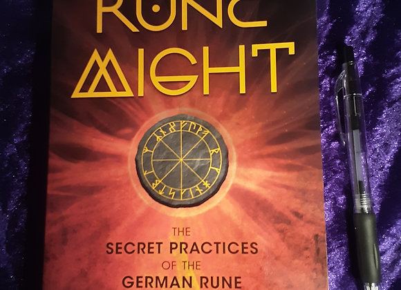 Rune might by edred thorson