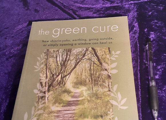 The green cure by Alice peck