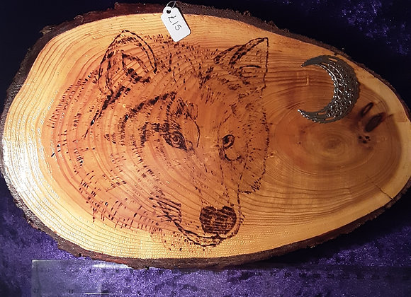 A selection of beautiful wooden plaques huge selection please click on image