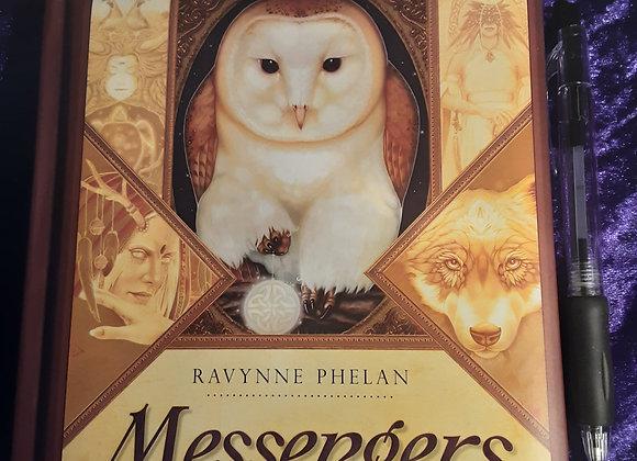 Messenger by ravynne phelan