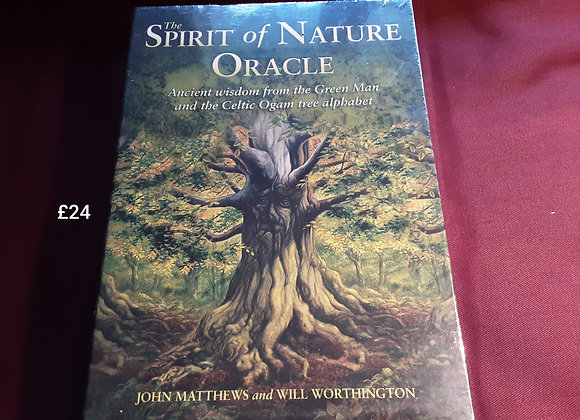 The spirit of nature oracle