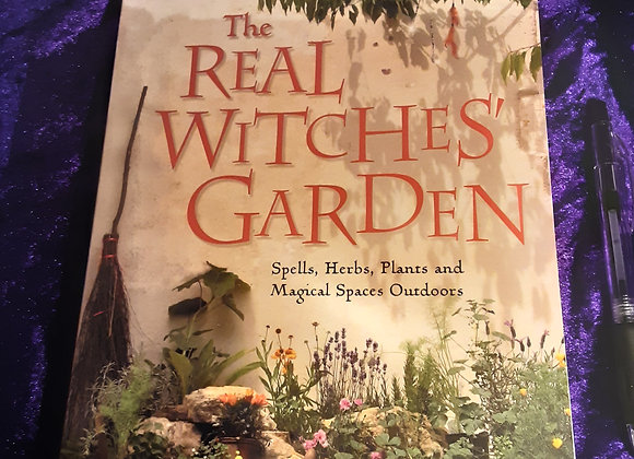 The real witches garden by Kate west